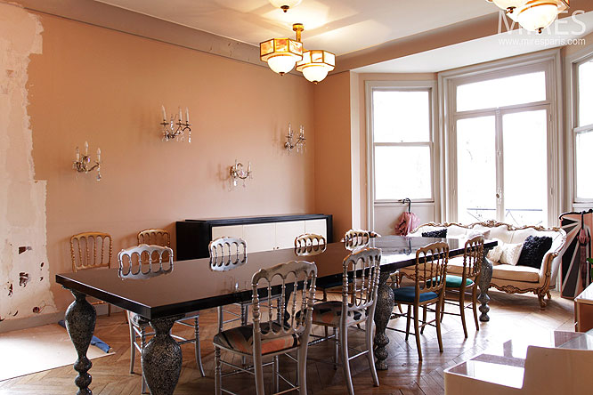 Diner Et Bow Window C0194 Mires Paris