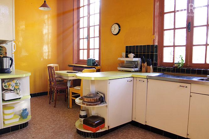 Cuisine rtro C0241  Mires Paris