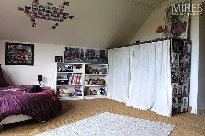 Chambre dados C0212  Mires Paris