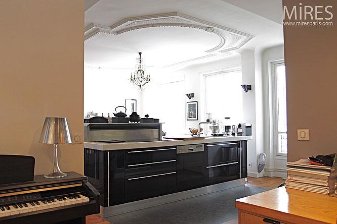 Cuisine moderne C0140  Mires Paris