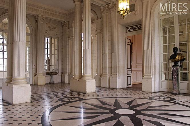Vestibule Magistral C0205 Mires Paris