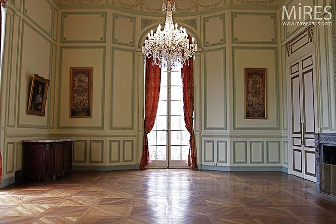 Salon intimiste C0205  Mires Paris