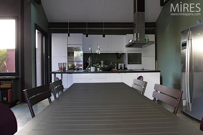 salon cuisine design