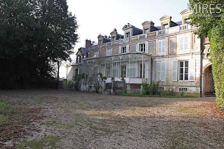 Manoir romantique C0443  Mires Paris