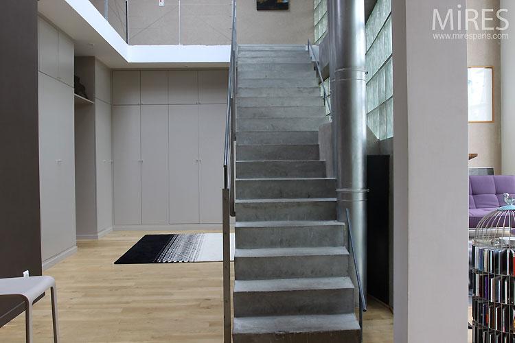 Escalier En B 233 Ton C0524 Mires Paris