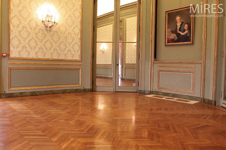 Salon Vide C0531 Mires Paris