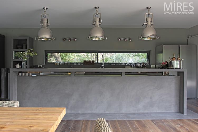 Style industriel C0624  Mires Paris