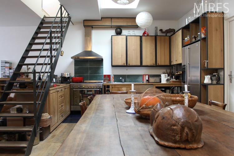 exemple de cuisine moderne