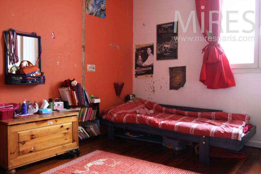 Chambre de jeune fille C0855  Mires Paris