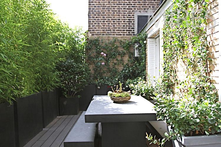 La Terrasse Aux Bambous C0913 Mires Paris