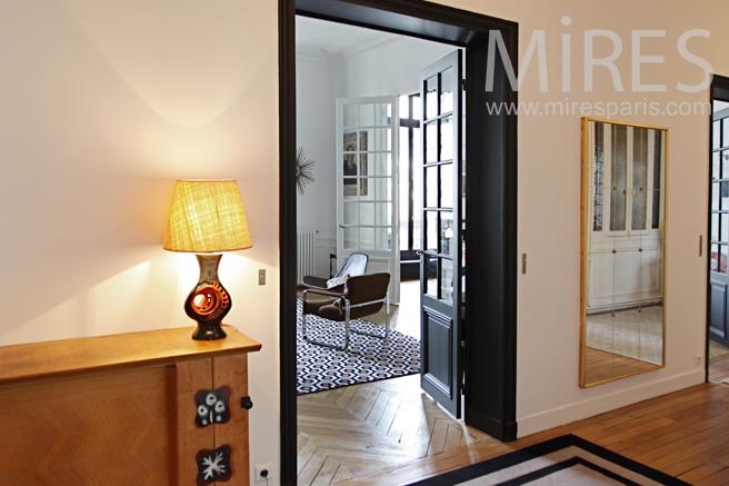 Entre Et Passage Dco C1165 Mires Paris