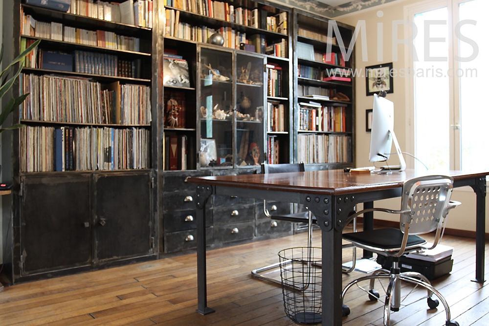 Bureau et documentation C1440  Mires Paris
