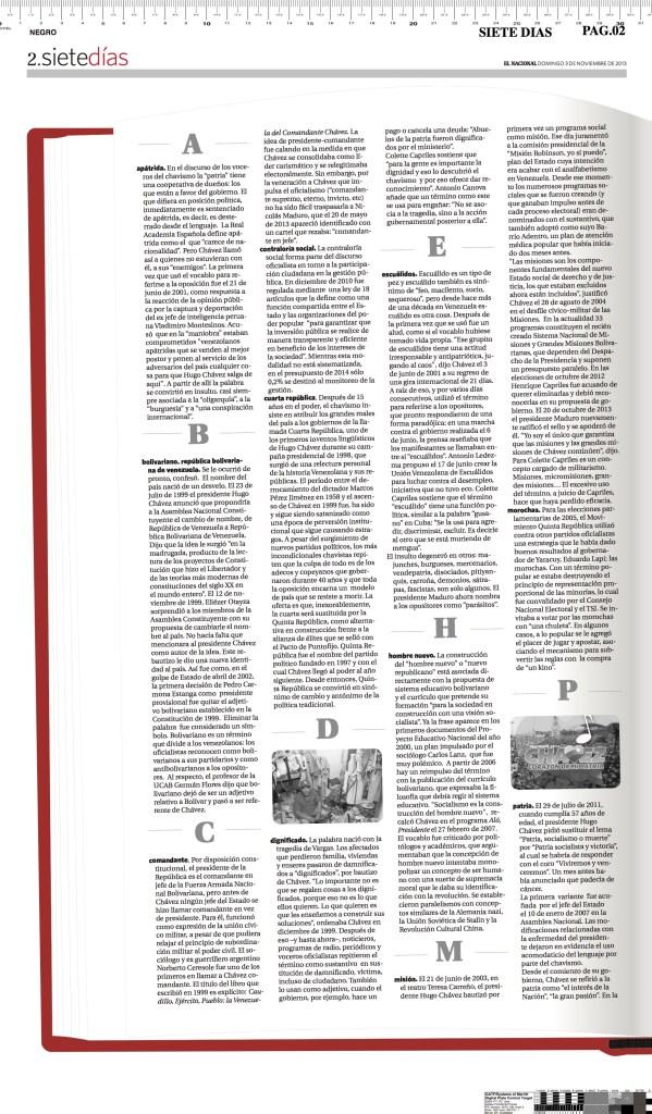 diccionario del chavismo 2