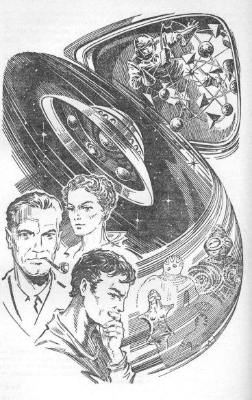 Палеоконтакт: встречи древних с пришельцами 6