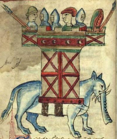 Средневековый бестиарий, часть 1 5