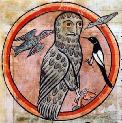 Средневековый бестиарий, часть 1