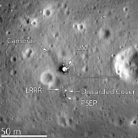 Почему американцы точно были на Луне 5