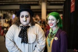 Фем-Джокер и Пингвин из вселенной DC