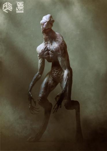 Stranger Things Demogorgon