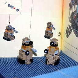 Доктор в деталях. Обзор набора LEGO® Doctor Who 11