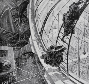 Герберт Уэллс и научный пессимизм 6