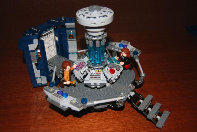 Доктор в деталях. Обзор набора LEGO® Doctor Who 10