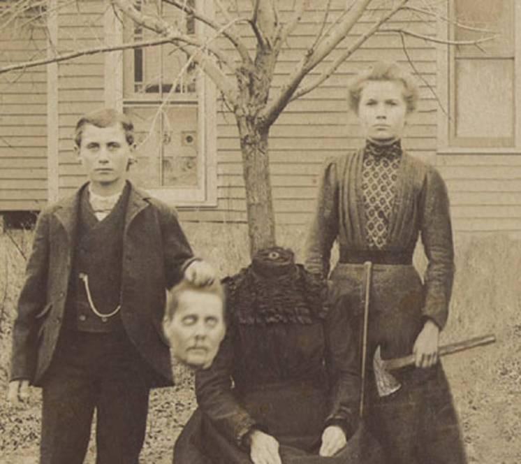 Жуткие фотографии Викторианской эпохи 12