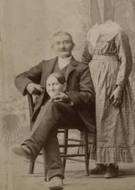 Жуткие фотографии Викторианской эпохи 7