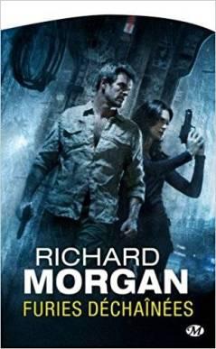 Контакт: Ричард Морган 9