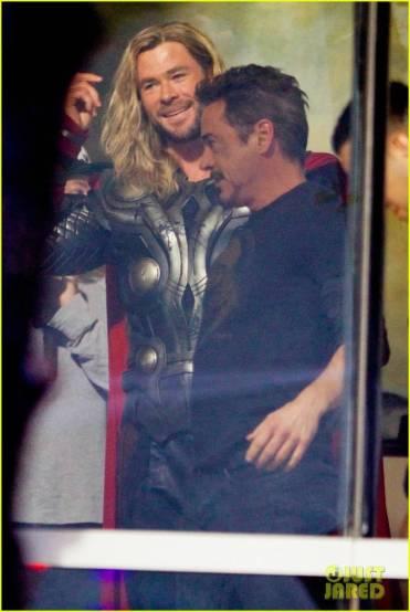 В Сеть утекли фотографии со съёмок «Мстителей 4». Почему это важно? 10
