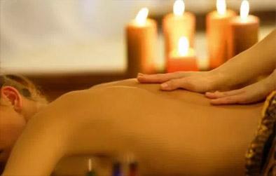 immagine massaggio