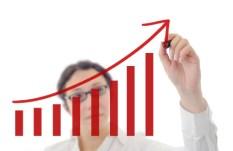 woman sales chart
