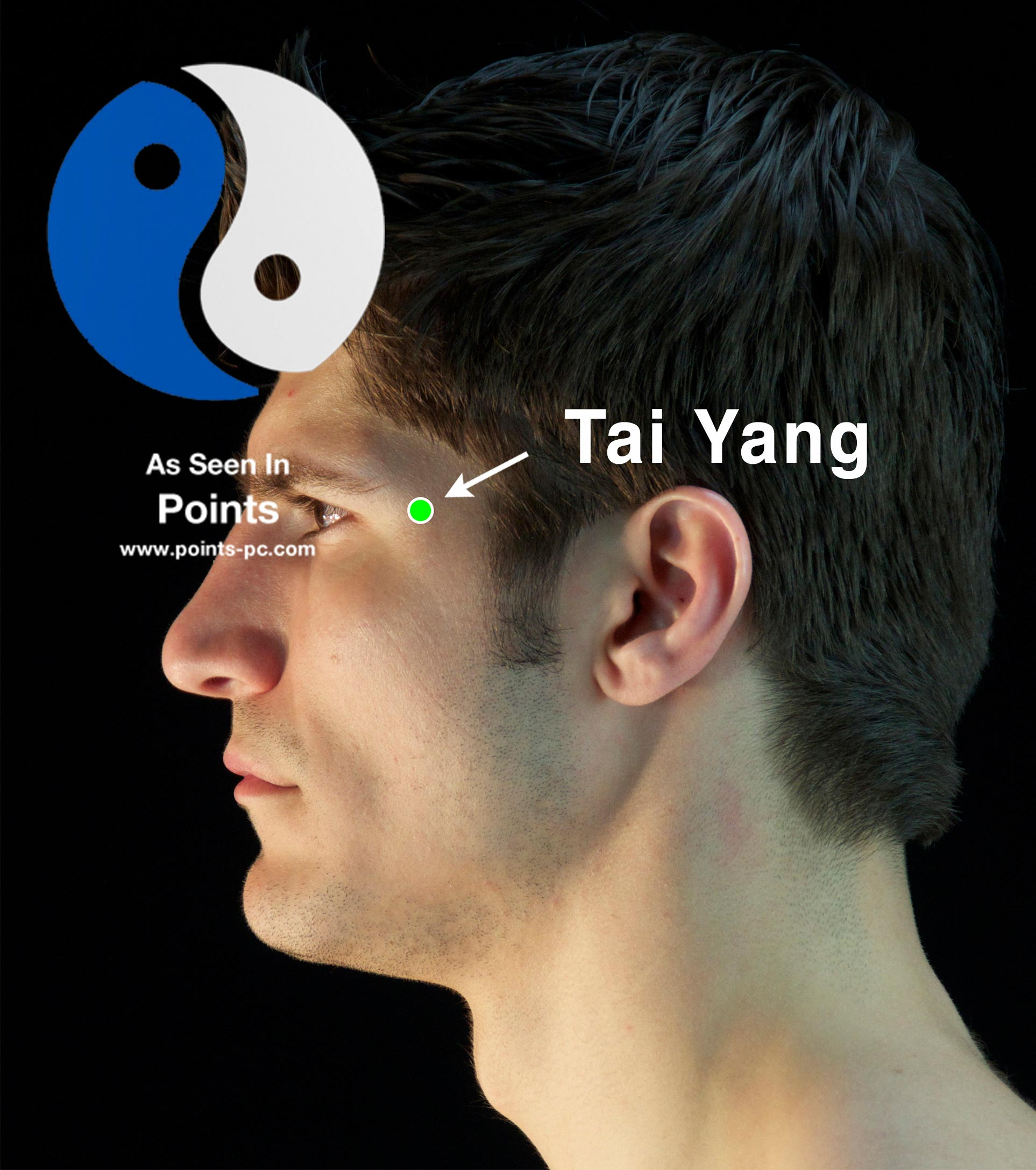 Acupuncture Point Tai Yang Acupuncture Technology News