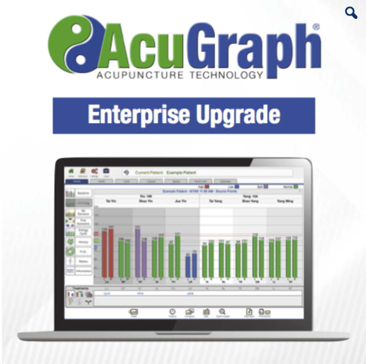 Upgrade to AcuGraph 5
