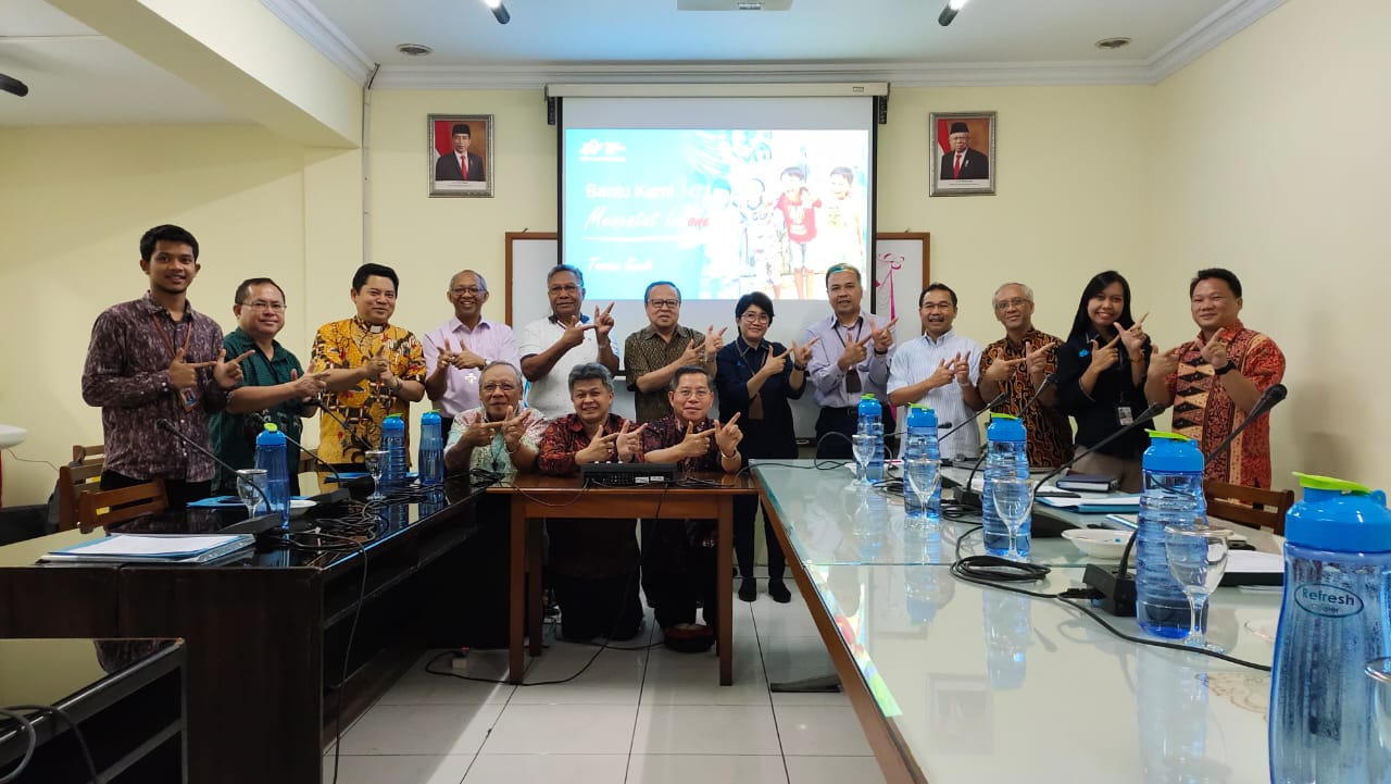 Badan Pusat Statistik Indonesia, BPS, IndONESIA Mencatat, Komsos KWI, Konferensi Waligereja Indonesia, KWI, KWI-BPS