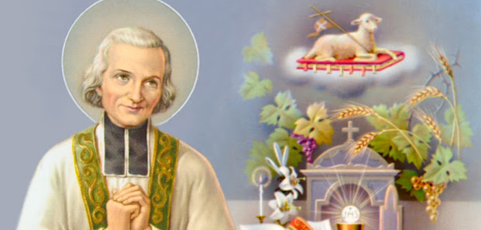 Image result for St. Yohanes Maria Vianney