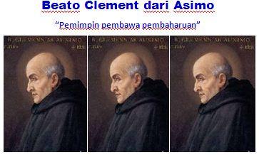 Beato Clement dari Asimo, Italia