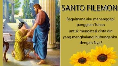08 Maret, katekese, katolik, Komsos KWI, Konferensi Waligereja Indonesia, KWI, Para Kudus di Surga, putera allah, Santo Fridolin, santo santa, Santo Perpetua dan Santa Felisitas, Sukacita, teladan kita