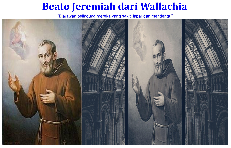Beato Jeremiah dari WallachiaBeato Jeremiah dari Wallachia