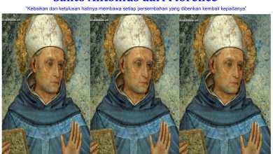Santo Antonius dari Florence/ Ilustrasi
