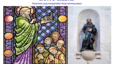 29 Januari, Santo Gildas, Santo Thomas Aquinas, katekese, katolik, Komsos KWI, Konferensi Waligereja Indonesia, KWI, Para Kudus di Surga, putera allah, santo santa, Sukacita, teladan kita