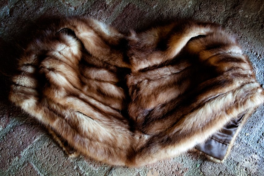 How to UpCycle Vintage Fur