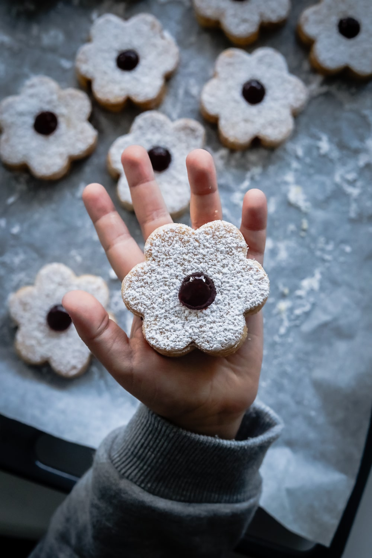 עוגיות סנדוויץ׳ קינמון – ללא גלוטן