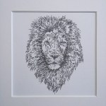 Lion published on website mirjam polman