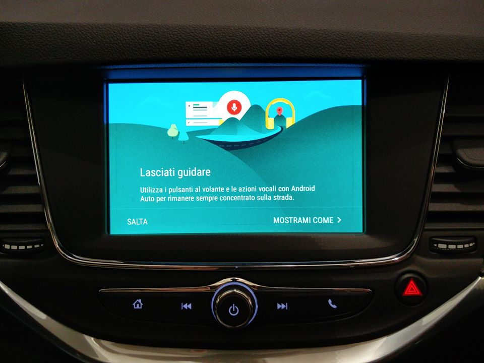 test android auto new opel astra eng mirko pizii grab the penguin. Black Bedroom Furniture Sets. Home Design Ideas