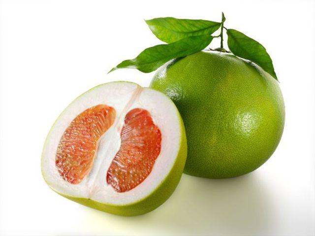 Помело (памела), полезный и вкусный экзотический фрукт