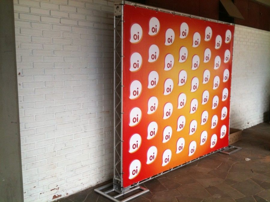Backdrop box truss Q15
