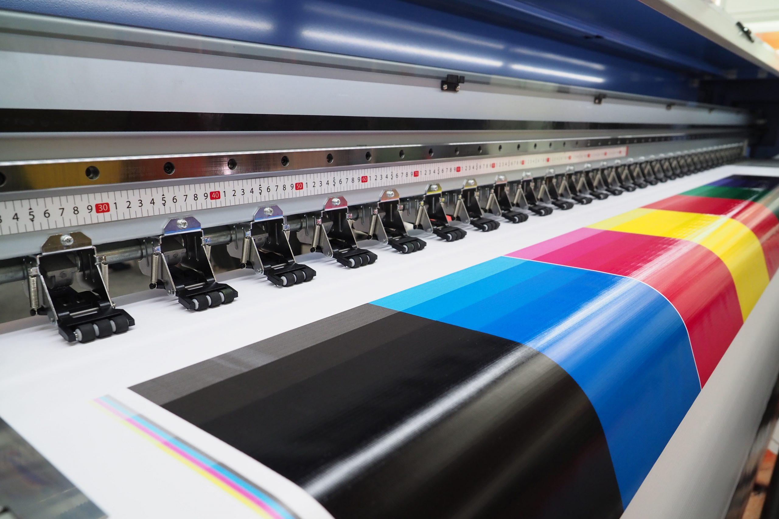 impressão digital, plotter de impressão digital, impressão digital em lona
