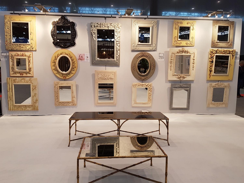 Mur De Miroir Escalier Verre Opale Et Mur Miroir With Mur
