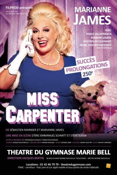 MISS CARPENTER Mirondela Dels Arts